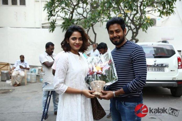 Actor Aari Birthday Celebration Stills