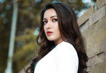 Actress Catherine Tresa Photos