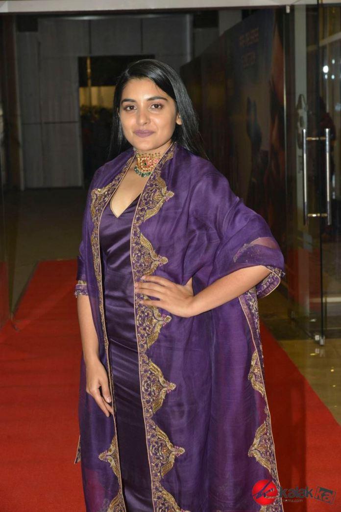Actress Nivetha Thomas Stills