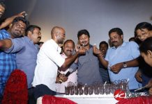 Kanne Kalaimaane team visit theater at Vellore