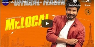 Mr Local Official Teaser