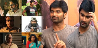Exclusive Interview With Atharvaa