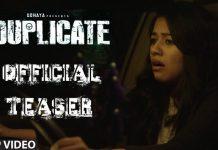 Duplicate - Official Teaser