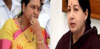 Premalatha and Jayalalitha