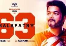 Thalapathy 63 Celebrity