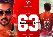 Thalapathy 63 Story Leaked.