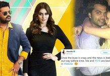 Simbu Joins with Ex-Lover