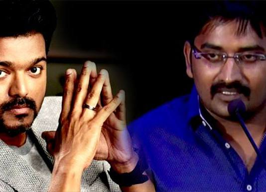 Karunakaran Apologizes to Vijay