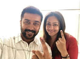 Celebrities Cast their Vote in Lok Sabha Election