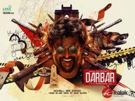 Darbar Movie Posters