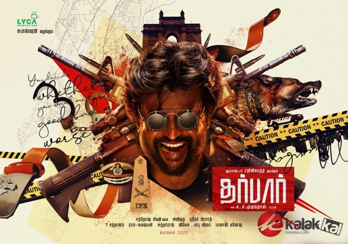 Darbar Movie Posters