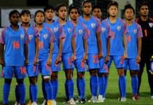 Indian Team :