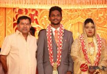 Producer SM Ibrahim daughter Wedding Reception Photos