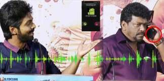 G.V.Prakash Funny Speech