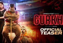 Gurkha Official Teaser