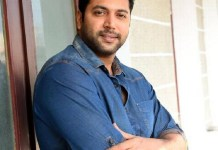 Jayam Ravi In Komali : kajal Aggarwal   The film has been released today by First Look Poster.   Kollywood   Tamil Cinema   Comali