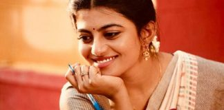 Actress Anandhi Stills