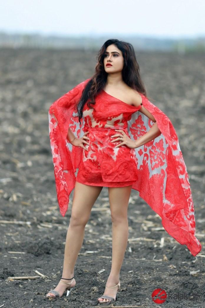 Actress Sony Charishta Latest Photo Shoot