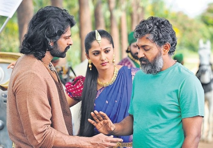 RRR Movie Updates : nushka to act in Rajamouli's RRR Movie  Anushka is playing a leading role   Baahubali   Kollywood   Tamil Cinema   Anushka Shetty