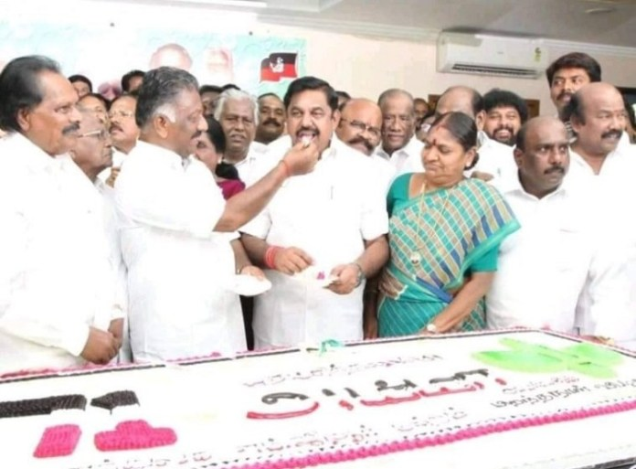 Happy Birthday Edappadi Palanisamy | Indian politician and the current Chief Minister of Tamil Nadu | Edappadi | Tamil nadu CM | Chennai | ADMK