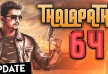 Thalapathy 64 will be like Fesival : Thalapathy Vijay | Lokesh Kanagaraj | Vijay 64 | Anirudh | Kollywood | Tamil Cinema | Cinema News