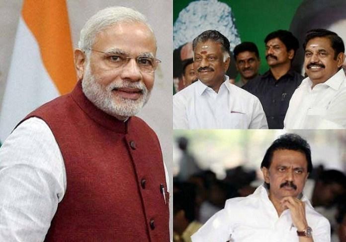 Leaders in the final campaign : EPS, Stalin , OPS, Rahul Gandhi, Edappadi Palanisamy | Modi | Tamil nadu | India | Chennai