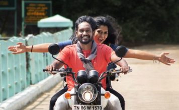 Siragu Movie Stills ft Actor Hari Krishnan, Actress Akshitha, Directed by Kutti Revathi, Produced by Mala Manyan. Music by Nicolas Errèra & Amit Trivedi.