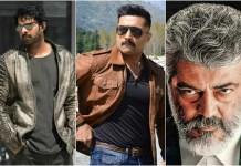 Prabhas film clash at August : Suriya | Thala Ajith | Prabhas | Kaappaan | Nerkonda Paarvai | Arya | Saaho | Mohanlal | Latest Cinema News