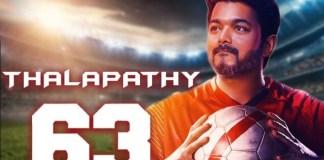Thalapathy 63 First Look : Thalapathy 63, Vijay, Atlee, Nayanthara, Vijay 63, Kollywood, Tamilcinema | Thalapathy 63 | Thalapathy 63 Trailer