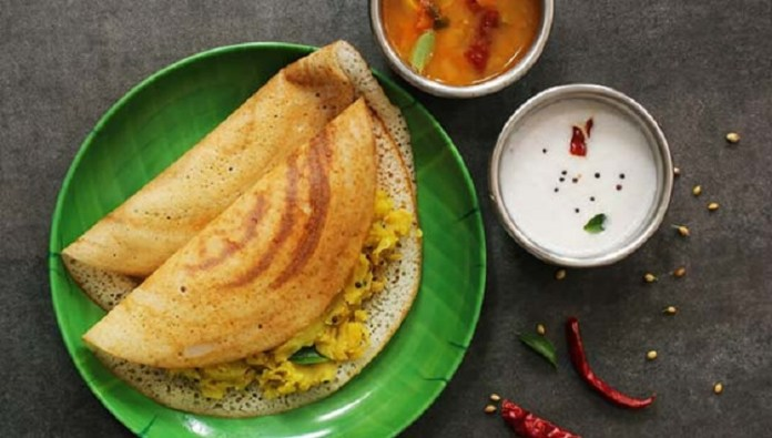 Masala Dosai Recipe : South Indian Recipe, Easy Rice Recipe, Veg Recipes of India, Quick And Easy Recipes, Indian Recipes, Easy Recipe