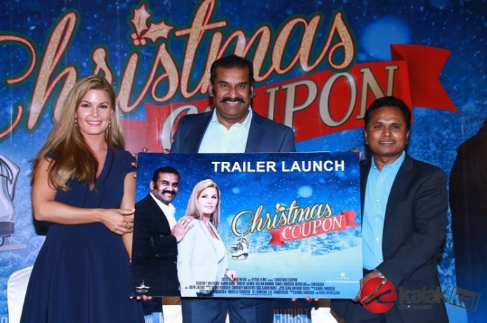 Christmas Coupon Press Meet and Trailer Launch Stills