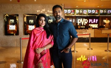 Prasanna and Sneha at PVR Cinemas Play House Launch