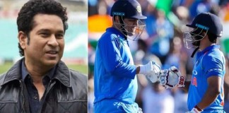 MS Dhoni fans troll Sachin Tendulkar : Sports News, World Cup 2019, Latest Sports News, World Cup Match, Sachin Tendulkar