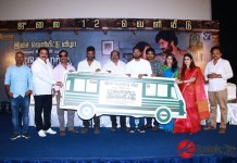 Thozhar Venkatesan Movie Audio Launch Stills