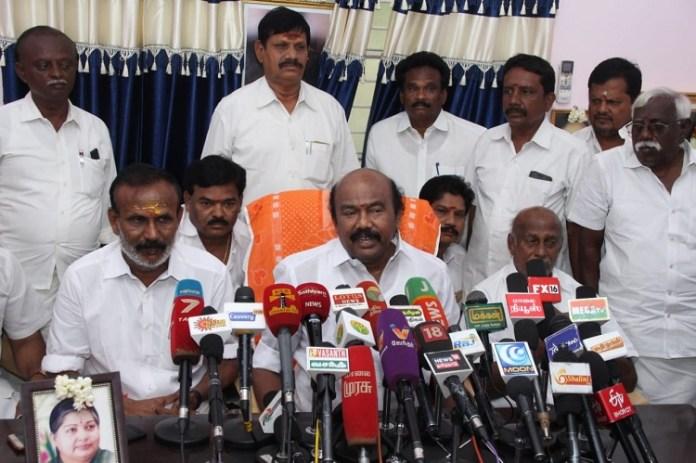 ADMK MLA Rajan Chellappa : Political News, Tamil nadu, Politics, BJP, DMK, ADMK, Latest Political News | Rajan Chellappa | ADMK MLA