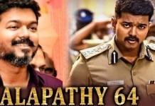 Thalapathy 64 Latest Interview : Thalapathy Vijay, Lokesh Kanagaraj, Mohan Raja, Cinema News, Kollywood , Tamil Cinema, Latest Cinema News