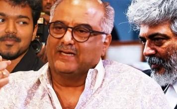 Thalapathy 63 vs NErkonda Paarvai,Vijay, Nayanthara, Yogi Babu, Vidya Balan, H.Viinoth, Boney Kapoor, Yuvan Shankar Raja, Nerkonda Paarvai Trailer
