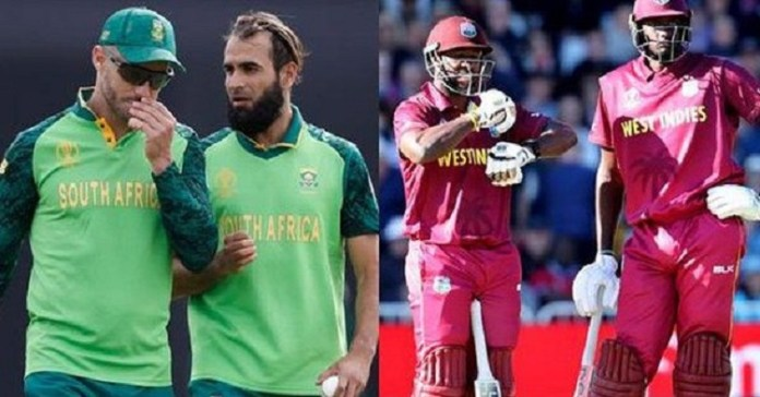 South Africa Vs West Indies | | Sports News, World Cup 2019, Latest Sports News, World Cup Match | Gayle | Faf du Plessis