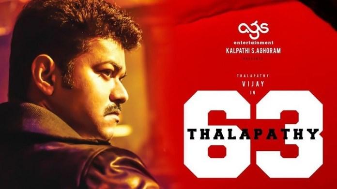 Thalapathy 63 Team : Thalapathy Vijay, Atlee, Nayanthara, Cinema News, Kollywood , Tamil Cinema, Latest Cinema News, Tamil Cinema News