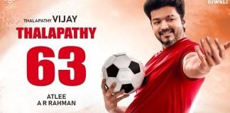 Vijay Doing First Time : Thalapathy Vijay | Nayanthara | Atlee | Yogi Babu | Thalapathy 63 | Kollywood , Tamil Cinema, Latest Cinema News, Tamil Cinema News