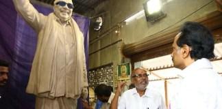 kalaignar karunanidhi Statue : Political News, Tamil nadu, Politics, BJP, DMK, ADMK, Latest Political News, karunanidhi Statue