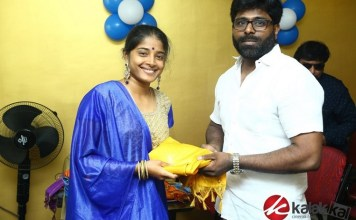 Director KS Adhiyaman & Actress Sheela launches Zoom Film Academy Photos