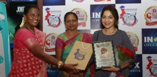 Dr KCG Verghese International Film Festival Day 1 Stills | Karthik Subbaraj, Raju Murugan, Naveen, Ramya, Magizh Thirumeni, Chithra Lakshmanan,