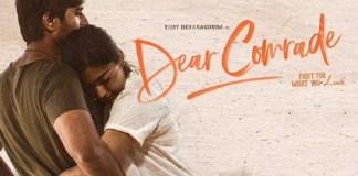 Dear Comrade Review : Bharat Kamma, Vijay Deverakonda, Rashmika Mandanna, Cinema Review, Kollywood , Tamil Cinema, Latest Cinema Review, Tamil Cinema Review