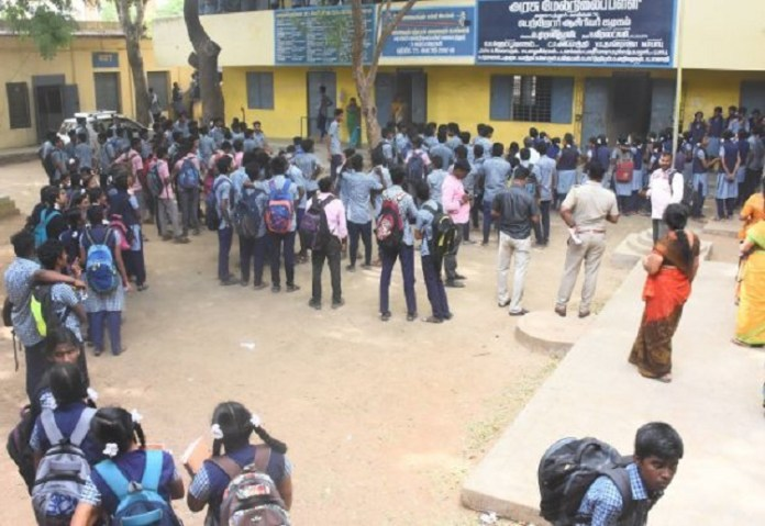 School Teacher Attempted Suicide : Political News, Tamil nadu, Politics, BJP, DMK, ADMK, Latest Political News, Govt School Teacher