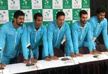 Pakistan All Set to Host India in Davis Cup