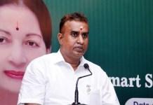 Minister S.P. Velumani : Political News, S.P. Velumani, Tamil nadu, Politics, BJP, DMK, ADMK, Latest Political News, Latest news