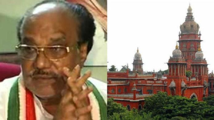 MP Anbarasu in cheque bounce case : Political News, Tamil nadu, Politics, BJP, DMK, ADMK, Latest Political News, Political News, Tamil nadu