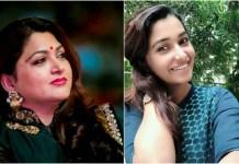 Actress FaceApp Challenge : சினிமா செய்திகள், Cinema News, Kollywood , Tamil Cinema, Latest Cinema News, Tamil Cinema News, Kushboo