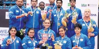 Commonwealth Games Table Tennis : Sports News, World Cup 2019, Latest Sports News, India, Sports, Latest Sports News, TNPL 2019, TNPL Match 2019